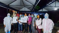 BNI Cabang Parigi Beri Bantuan 100 APD ke Pemda Parimo