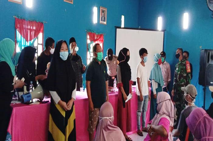 Dua Desa di Kecamatan Kasimbar Telah Salurkan BLT-DD Tahap Pertama