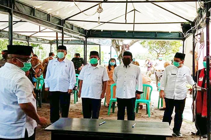 Empat Pejabat Tinggi Pratama Parimo di Rotasi