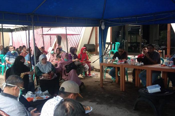 Bupati Parimo Fasilitasi Sosialisasi Smart City PT Telkom