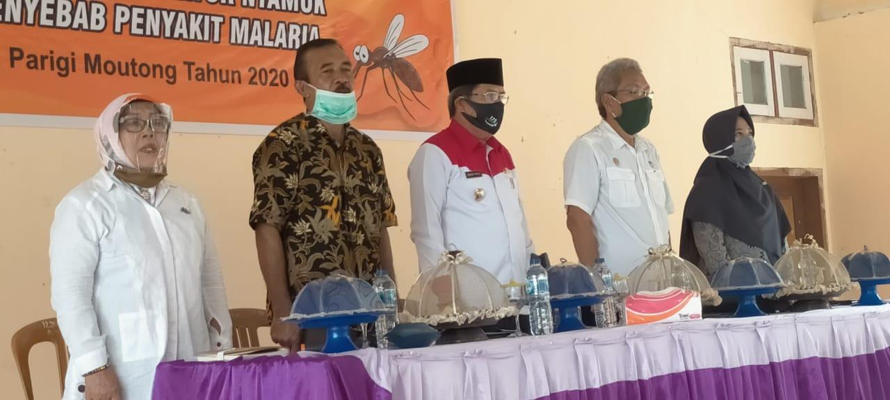 Tahun 2021 Kecamatan Palasa Bebas Penyakit Malaria