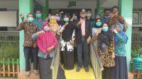 Wabup Kunjungan Kerja Kewilayah Utara Kabupaten Parimo