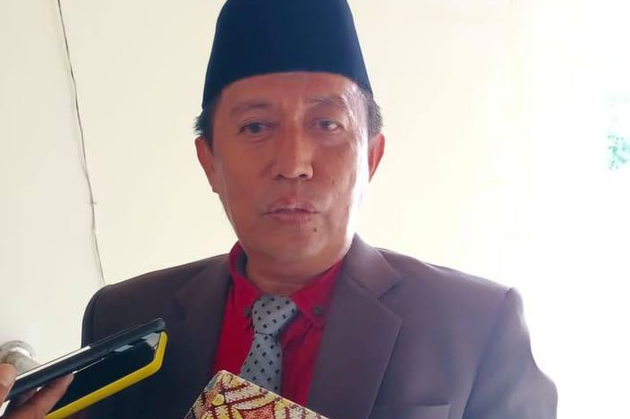 Adrudin Nur Kepala Dinas Pendidikan dan Kebudayaan Kabupaten Parigi Moutong.