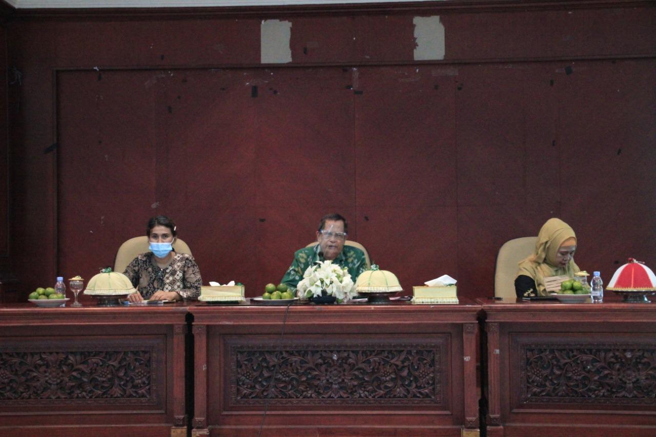 Wabup H.Badrun Nggai,SE. Minta Penyaluran dan Pengawasan Pupuk Bersubsidi Sesuai Prosedur
