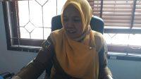 Kepala Bidang Manajemen SD Disdikbud Parimo, Ince Pina