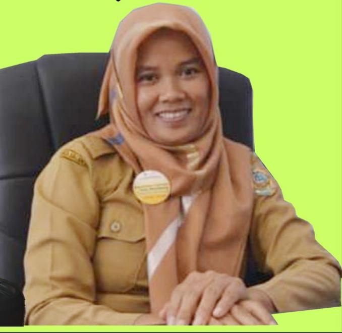Kepala Bidang Pendidikan Anak Usia Dini dan Pendidikan Masyarakat (Paud-Dikmas) Parimo, Nurlina