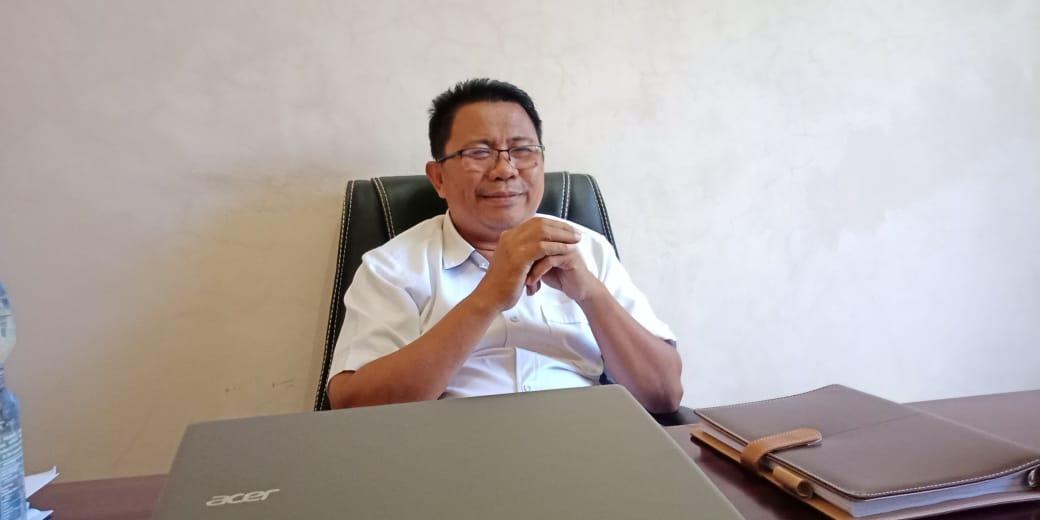 Kepala Bidang Sosial Budaya Bappelitbangda Parimo, Abdul Sahid, S.Pd. M.Si