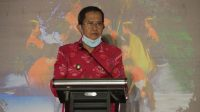 Wakil Bupati Parigi motong H.Badrun Nggai,SE.